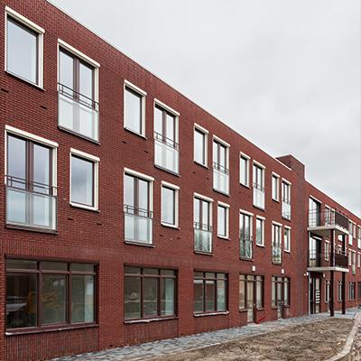 Zorgcomplex Groenstraat Tilburg