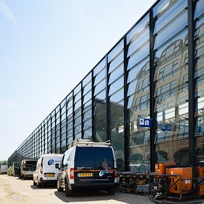 ProRail Fietsenstalling Tilburg